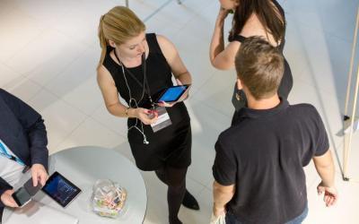 Part 1: Besucher- und Mitarbeiteridentifikation